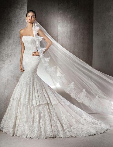 Rochii de mireasa stil sirena 2016  rochii de mireasaRochii de mireasa San Patrick si Sposa dell AmoreRochie-de-mireasa-stil-sirena-2016-RIVOLI_B-1-372x480