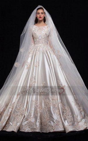 rochie de mireasa 1570 copy
