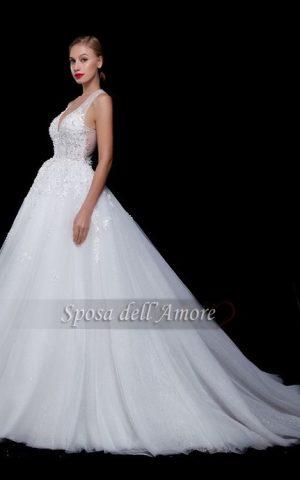 rochie de mireasa 1584 b