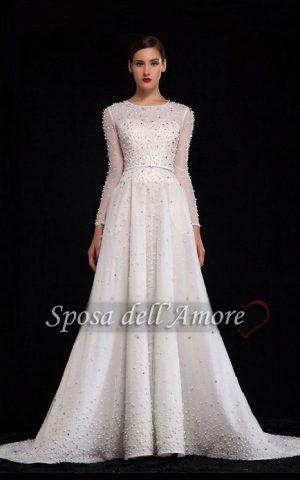 rochie de mireasa 1590
