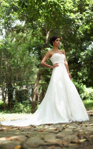 rochie de mireasa a line alb12285-a_3