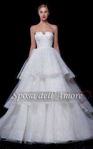rochie de mireasa printesa 15119