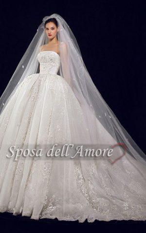 rochie de mireasa PRINTESA 1571