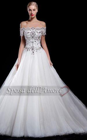 rochie de mireasa sposa 1501 c