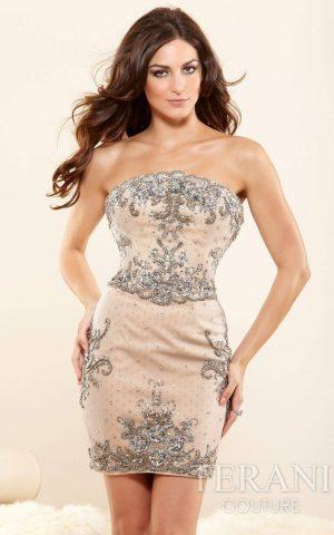 rochie de seara terani c3318