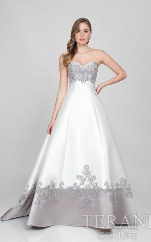 rochie de seara terani 1721e4122_front