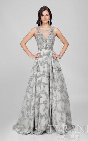 rochie de seara terani 1722e4249_front