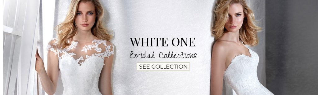 Rochii de mireasa White One
