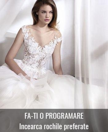 Fa-ti o programare la Sposa dell Amore
