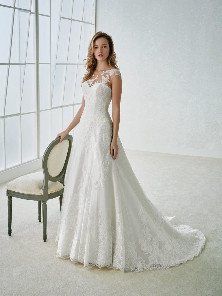 rochie-de-mireasaa-line-dantela-tull-white-one-2018-sposa-dell-amore-fabritia-1-768x1024