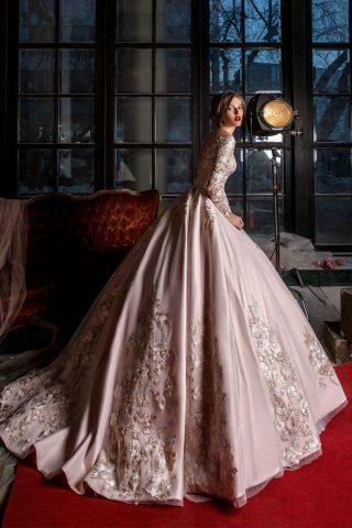 rochie de mireasa printesa CALISTA sposa dell amore 2018