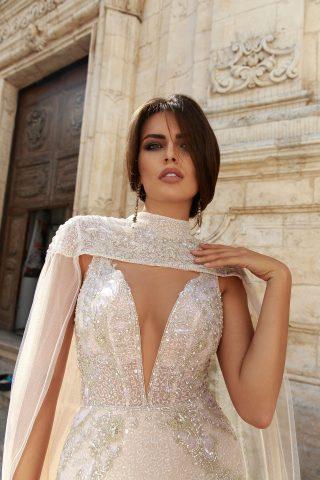 rochie de mireasa sirena Sabrina 2018 sposa dell amore 2