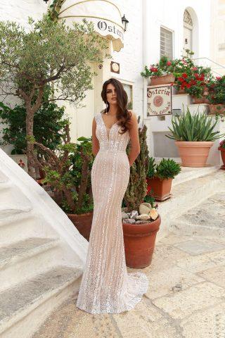 rochie de mireasa sirena valery sposa dell amore 2018