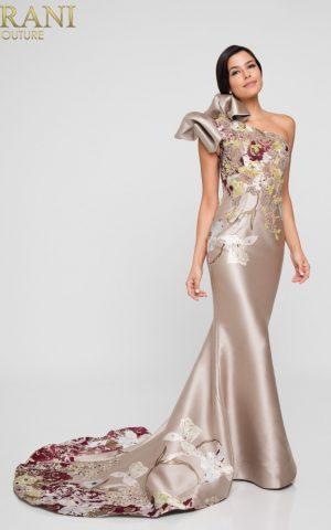 1811e6123_champagne_multi_front rochie mama mireseri rochie nasa rochie eleganta de seara