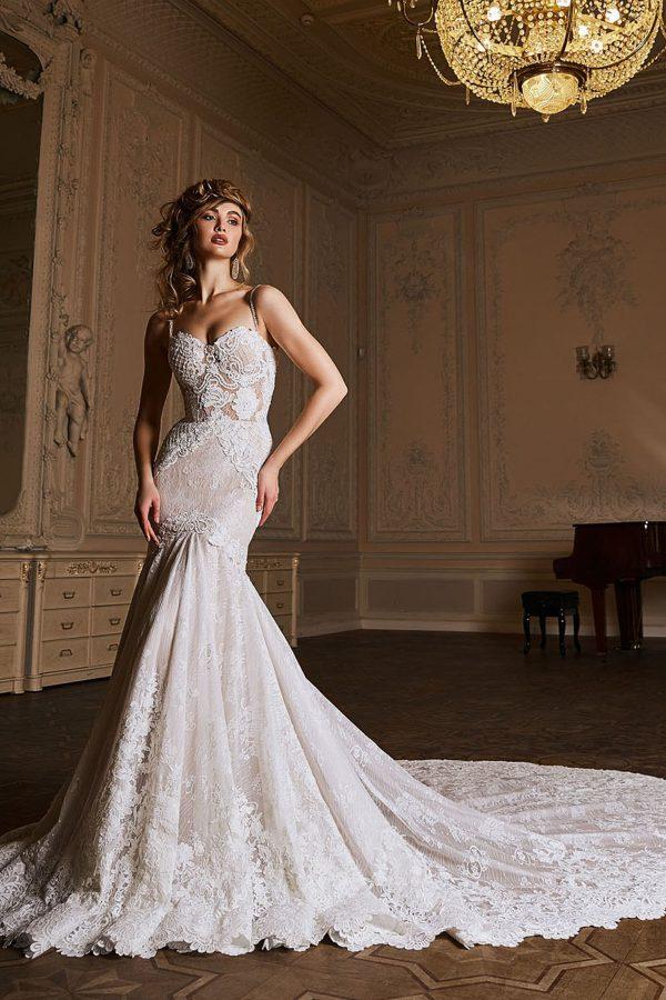 rochie de mireasa sirena broderie dantela chantilly 2018 sposa dell aore lynette (1)6