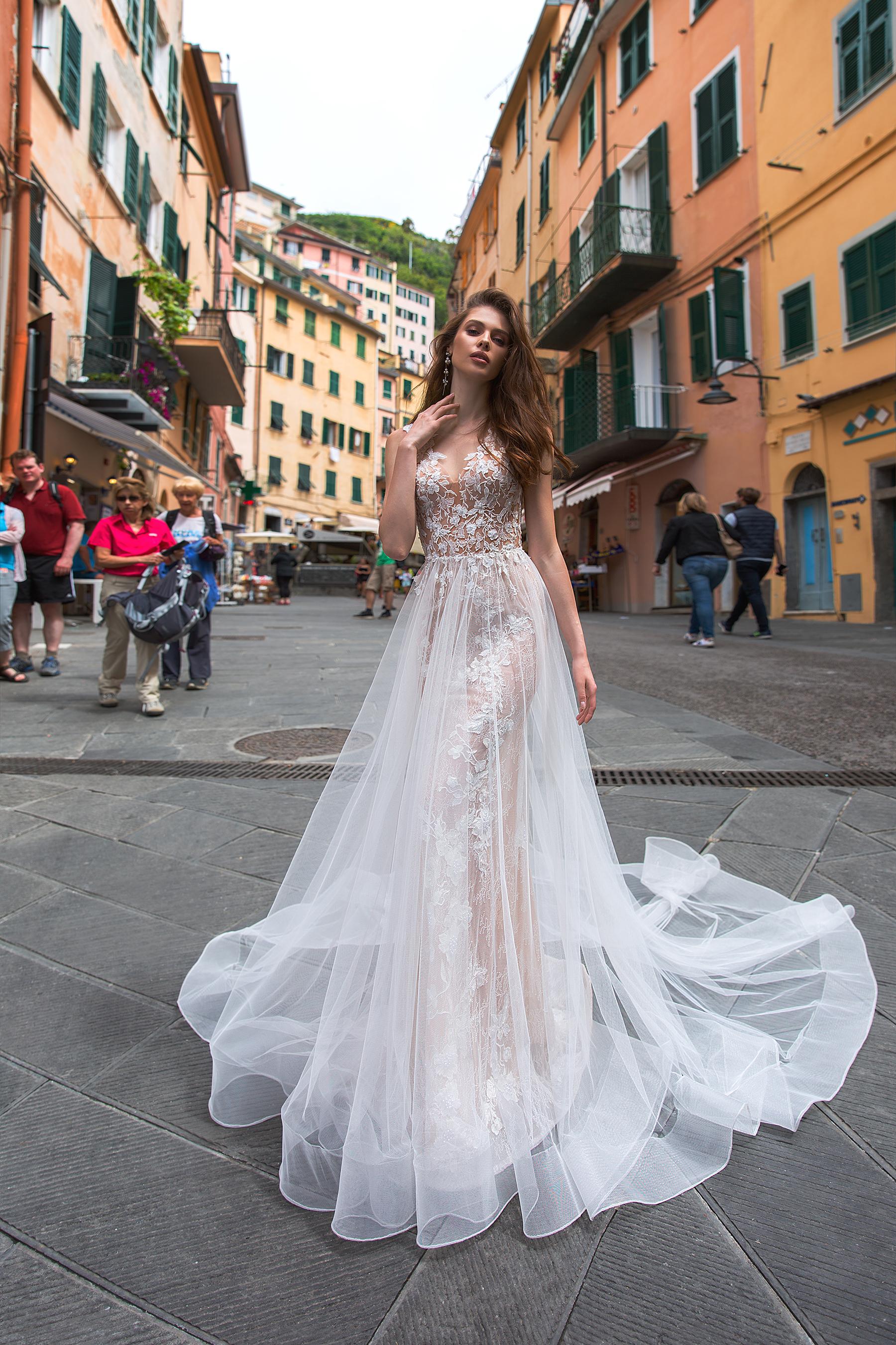 Rochie De Mireasa Merion Sposa Dell Amore Rochii De Mireasa Bucuresti