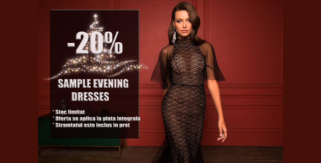 Reduceri rochii de seara pentru Revelion