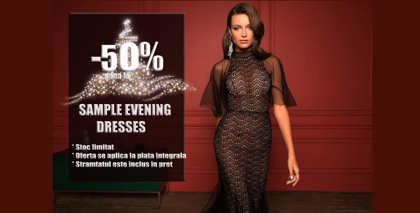 Reduceri rochii de seara