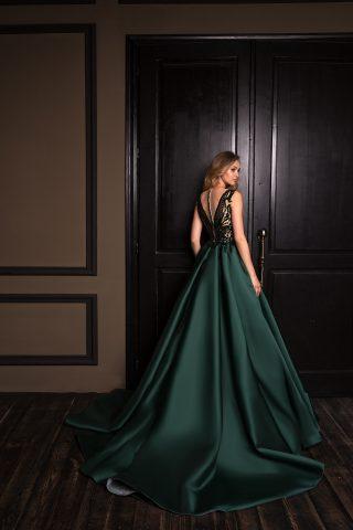 rochie-de-bal-verde-negru-tafta-rochie-de-banchet-rochie-eleganta-de-seara-rochie-de-lux-rochie-de-nasa-rochie-de-soacra-v19-02-369A0110-3-