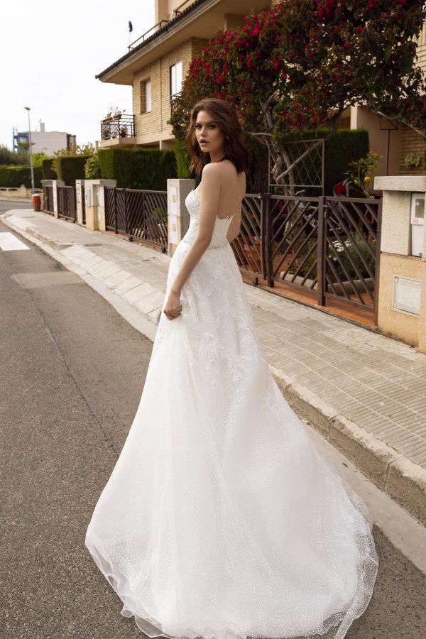 rochie de mireasa a line 2020 wedding-dress-presley 5