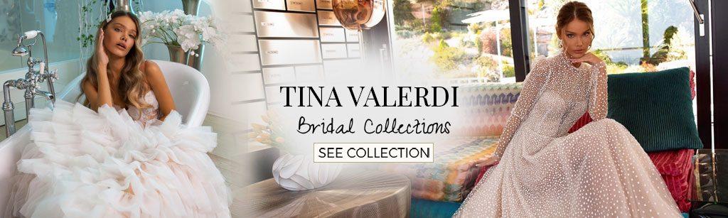 Rochii de mireasa Tina Valerdi