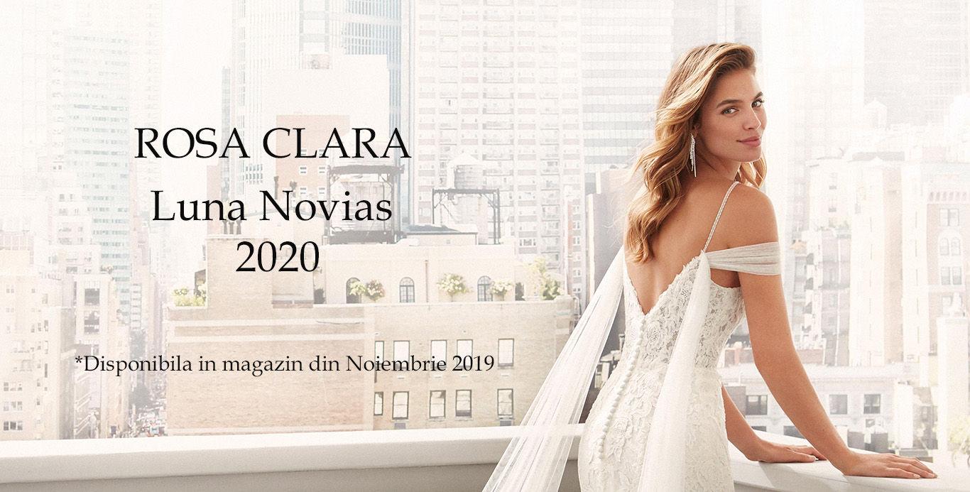 Rochii de mireasa Rosa Clara Luna Novias